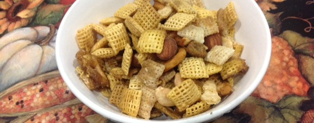 Gluten Free Chex Party Mix
