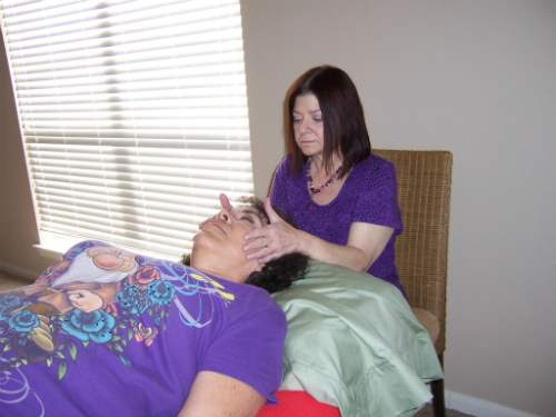 Gendai Reiki students